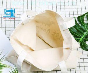 Supermarché fabricant de sacs de magasinage de coton