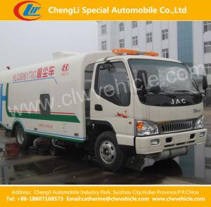 4X2 JAC Vacuumsewageの洗剤タンクトラックか廃棄物処理のトラック