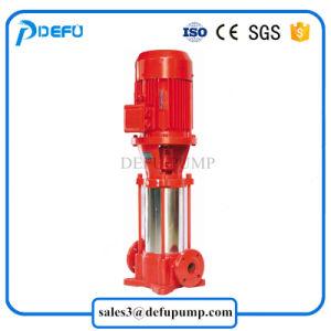 Pompa antincendio verticale ad alta pressione della puleggia tenditrice della pompa di innesco di prezzi di fabbrica