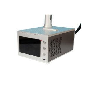 10W de Machine van de Gravure van de Laser van de vezel voor het Plastiek van het Metaal