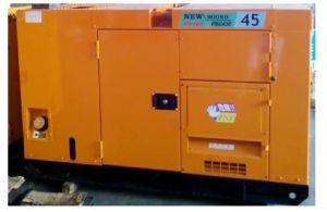 30kw/37kVA Original Import Denyo Silent Desiel Generator Set /Genset