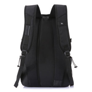大きい旅行学校の大学はNij IIIヘッドホーンのジャックのポート袋が付いている防弾防水ビジネスラップトップを袋に入れる