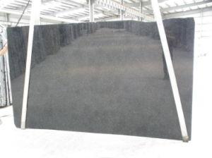 Grote Plak van het Graniet van Angola de Zwarte voor Countertop/Bekleding - (YY - GS007)