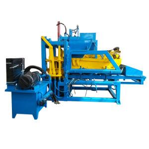 Prezzo vuoto automatico della macchina per fabbricare i mattoni della macchina Qt4-20 del blocco in calcestruzzo
