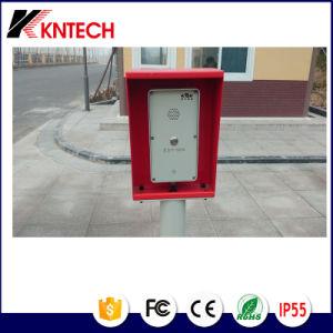 Sistema de intercomunicação de telefone da porta Knzd-45 telefone da porta do sistema de intercomunicação de voz