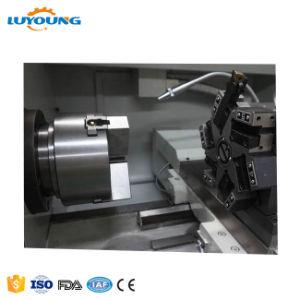 Ck6132 중국 전기 CNC 금속 도는 기계 선반 프레임