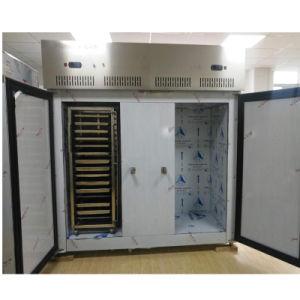 충격 또는 깊은 곳에서 또는 빨리 냉각하는 Quick/IQF/Fast 또는 작은 돌풍 또는 큰 깊은 100L/150L/250L/300L/500L/700L/1000L/1200L 5/10/15/22/30 쟁반 강직한 돌풍 냉장고