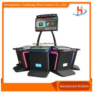 카지노 장비 지능형 관리 IC 보드 전자 룰렛 게임 기계