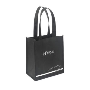 Promotie Aangepaste niet Geweven het Winkelen Handtas