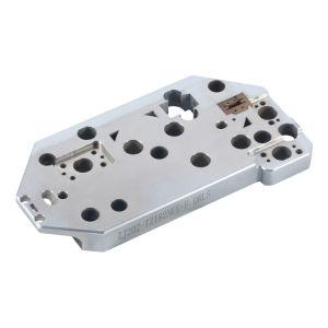 El procesamiento automático no estándares de precisión de mecanizado CNC de metal de la máquina de piezas mecanizadas