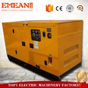 Leiser Dieselgenerator Genset des Marken-Energien-elektrischer Anfangs32kw 40kVA
