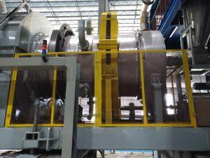 Marcação ISO máquina de secagem rotativo titulados por minérios, areia, carvão, chorume do fornecedor Chinês Superior
