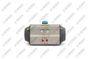 Actuador neumático funcionamiento manual con válvula de bola