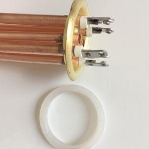 63mm/88mmディスク高いワットの密度は電気ヒートロッド水漕のためのフランジを付けたようになった