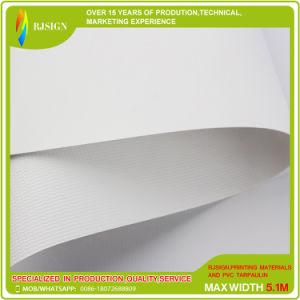 デジタル印刷材料のPVCによって塗られるFrontlitの屈曲の旗