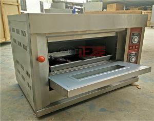 Oven van het Baksel van het Gas van het Dek van het Gas van de luxe de Enige (zbb-101M)