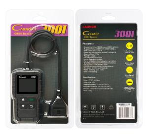 Запустить X431 Creader 3001 OBD2 обеспечивают Obdii сканера/допускаемого бортовой системой диагностики функции CR3001 диагностическим прибором как Elm327 код автомобиля устройство чтения карт памяти