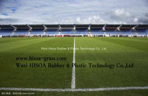 A Erva de futebol de relva artificial Futebol Non-Infill relva sintética de alta qualidade