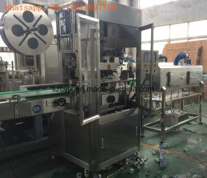 自動液体によって浄化される飲料水の天然水洗浄の満ちるキャッピング機械