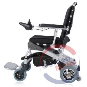 Cadeira de rodas Eléctrica leve com o controlador para pessoas com deficiência
