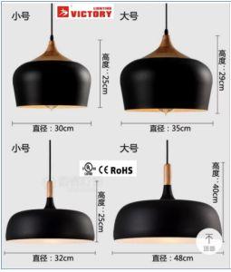 新しいデザイン簡単な装飾のプロジェクトの使用のペンダント灯