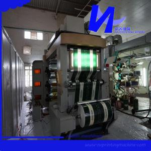 6color 고속 Flexographic 인쇄 기계장치 (NuoXin)
