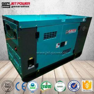 Van Diesel van de Motor van Cummins het Stille Type 25kVA Generator van de Macht de Diesel van 20 KW Prijs van de Generator