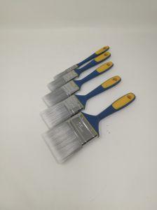 TPRの柔らかいプラスチックハンドルのEternaの絵筆