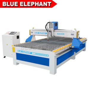 1530 Máquinas de corte Plasma CNC Cortador de Plasma CNC Fabricante para corte de aço inoxidável