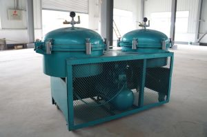 Масляный фильтр для сырой нефти (YGLQ600*2)