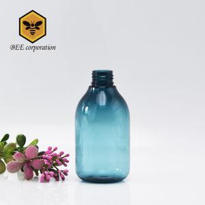 Bottiglia di plastica 200ml (BMJ-200) della lozione dell'animale domestico della bottiglia della protezione di vibrazione dei prodotti di cura di pelle