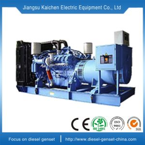 2018 Algemene 30kw Stille Diesel Generator