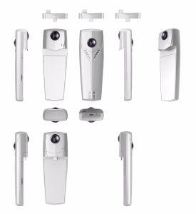 Hi720 Cámara panorámica Vr de conexión WiFi USB para Smartphone