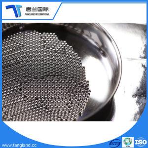 Alta calidad de 3,175 mm 3.969mm Bola de acero inoxidable AISI304 para ducha polea rodamientos