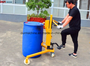 中国の製造者350kgオイルシリンダーキャリアの揚げべらオイルドラムDt350b