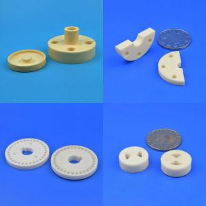 産業陶磁器の耐火物Zro2のジルコニア陶磁器ディスク弁の置換