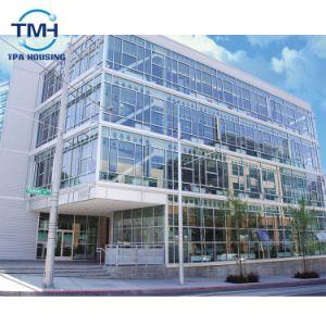 Estructura de acero de gran diseño edificio para oficina