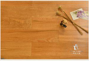Ingeniería de suelos de madera de roble, Handscraped