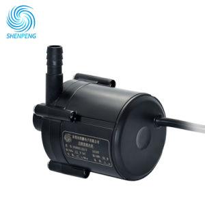 12V 24V 48V abkühlende Zirkulations-Wasser-Hochdruckpumpe