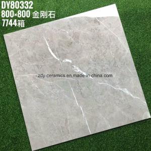 Tegels van de Muur van de Vloer van de Steen van het Ontwerp van het Bouwmateriaal de Nieuwe Jingan Verglaasde Marmeren
