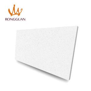 Meuble-lavabo en marbre simple texture quartz haut de page