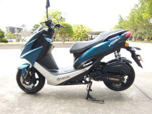 50cc/100cc/125cc/150cc de Motorfiets van de Scooter van het Gas van de Motor van de EEG YAMAHA (SL100T-S5)
