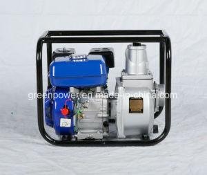 Pompa ad acqua centrifuga del motore di benzina del cilindro da 3 pollici 1