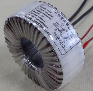 Одна фаза 30W медного провода электрического тороидальный трансформатор выходной 20-5000ва