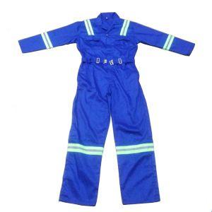 Fato-macaco cor Azul Polyeaster