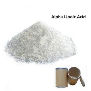 99% Reinheit-Alpha Lipoic Säure 1077-28-7 für Nutriceutical und Cosmeceutical