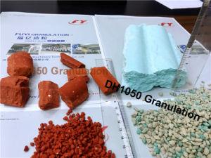 Espulsore del prodotto chimico di figura dell'ago dei granelli del solfato 2-5mm dell'ammonio