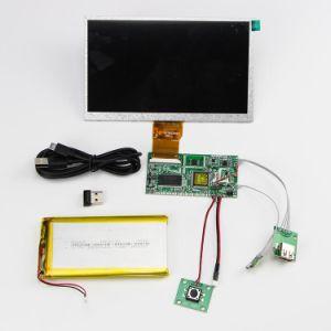 Для использования внутри помещений в полной мере, цветной телевизор с ЖК-дисплей для открыток