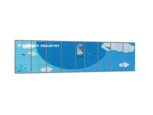 Zuverlässige Qualitätsintelligentes Gepäck-Schließfach mit Stahltür-Schrank