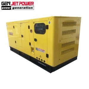 35kw de Kleine Stille Diesel 44kVA Aanhangwagen van de Generator